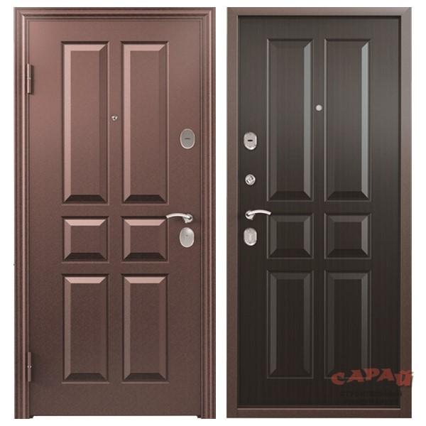 стальная дверь 2100 950
