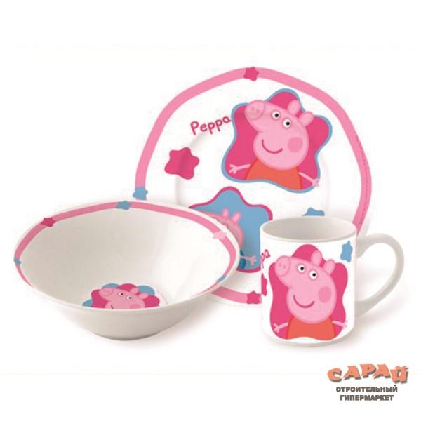свинка пеппа игра в кружочки