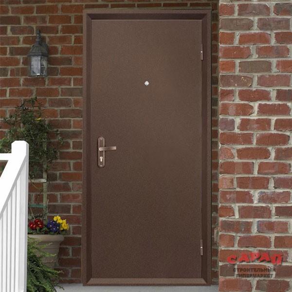 двери входные в капотне