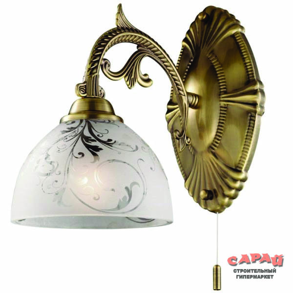 Бра Odeon Light Casti 2542/1W ODL13 069