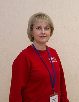 Шашкина Елена Николаевна
